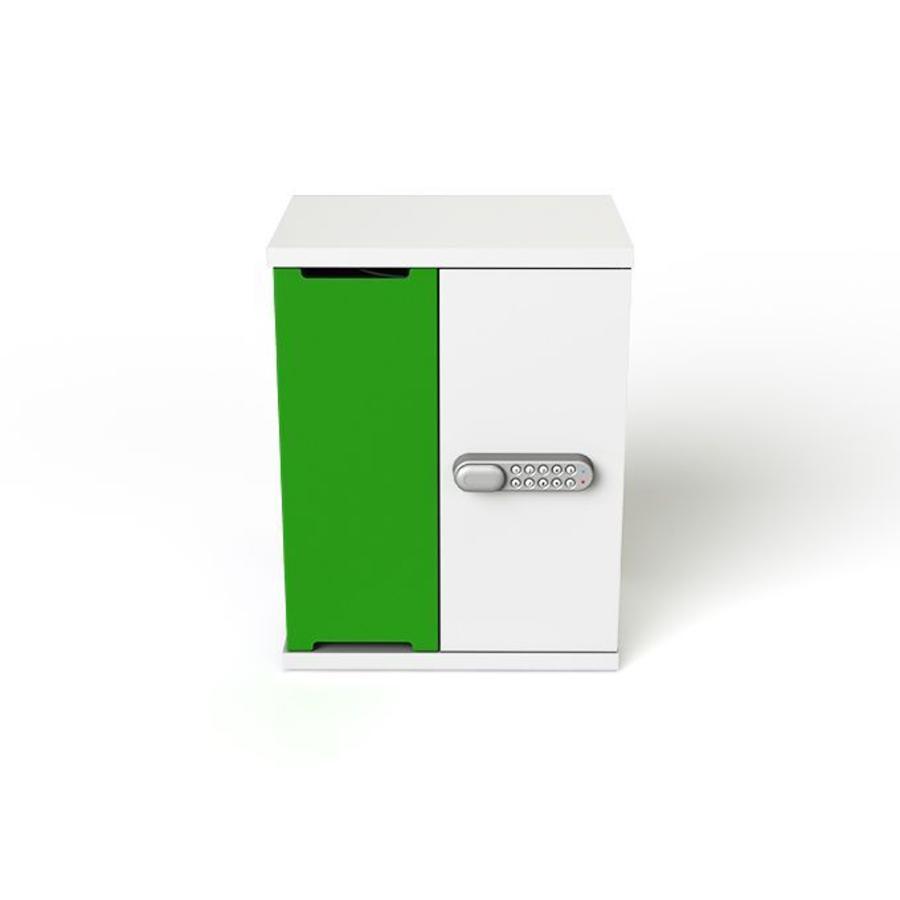Ladeschrank  aufladen  und synchronisieren  von 10  Smartphone,  iPod Geräten-3