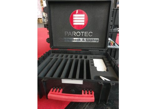 Parotec-IT charge C13 Koffer fuer 8 Notebooks