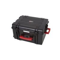 thumb-Tabletkoffer für lagern, transportieren und synchronisieren von 16 Tablets, Direkte Verbindung von Tablet zum Kabelstecker, Tablet in Schutzhülle-4
