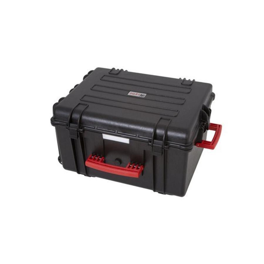 Tabletkoffer für lagern, transportieren und synchronisieren von 16 Tablets, Direkte Verbindung von Tablet zum Kabelstecker, Tablet in Schutzhülle-4