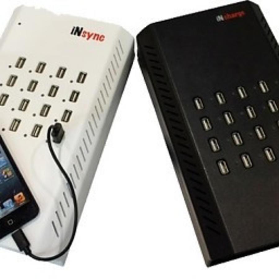 iNsync DU16 iPad-iPod; Desktop station-1