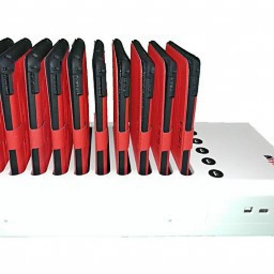 iNsync DL10 iPad Desktop Lade und Synchronisierungs station mit Selbstdocking-7