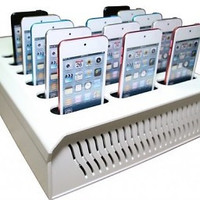 thumb-Desktop Dockingstation für 16 iPods 5. und 6. Generation-2