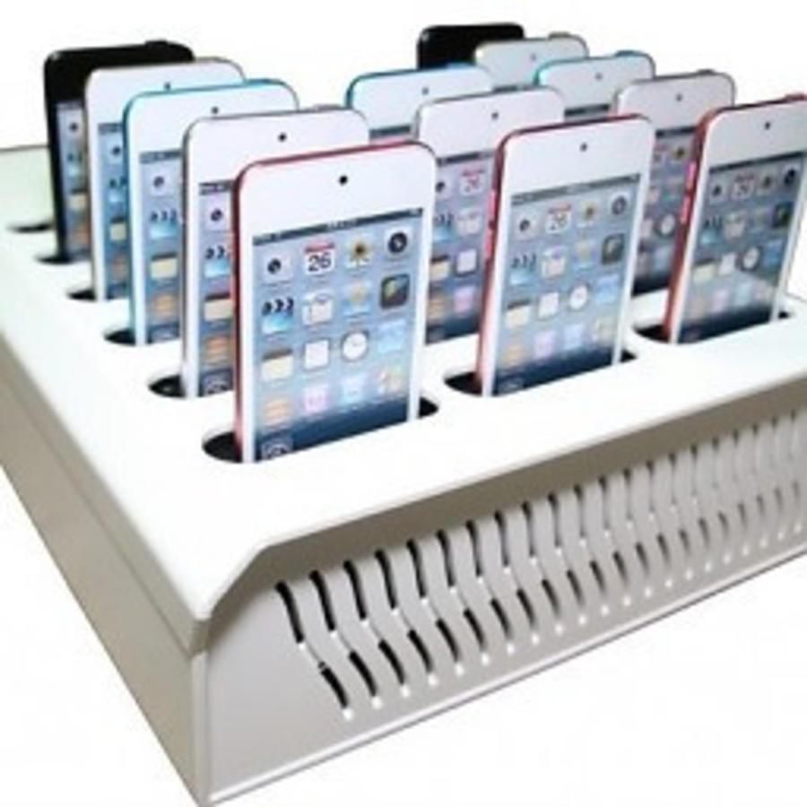 Desktop Ladestation DL16 für 16 iPods 5., 6. und 7. Generation-1