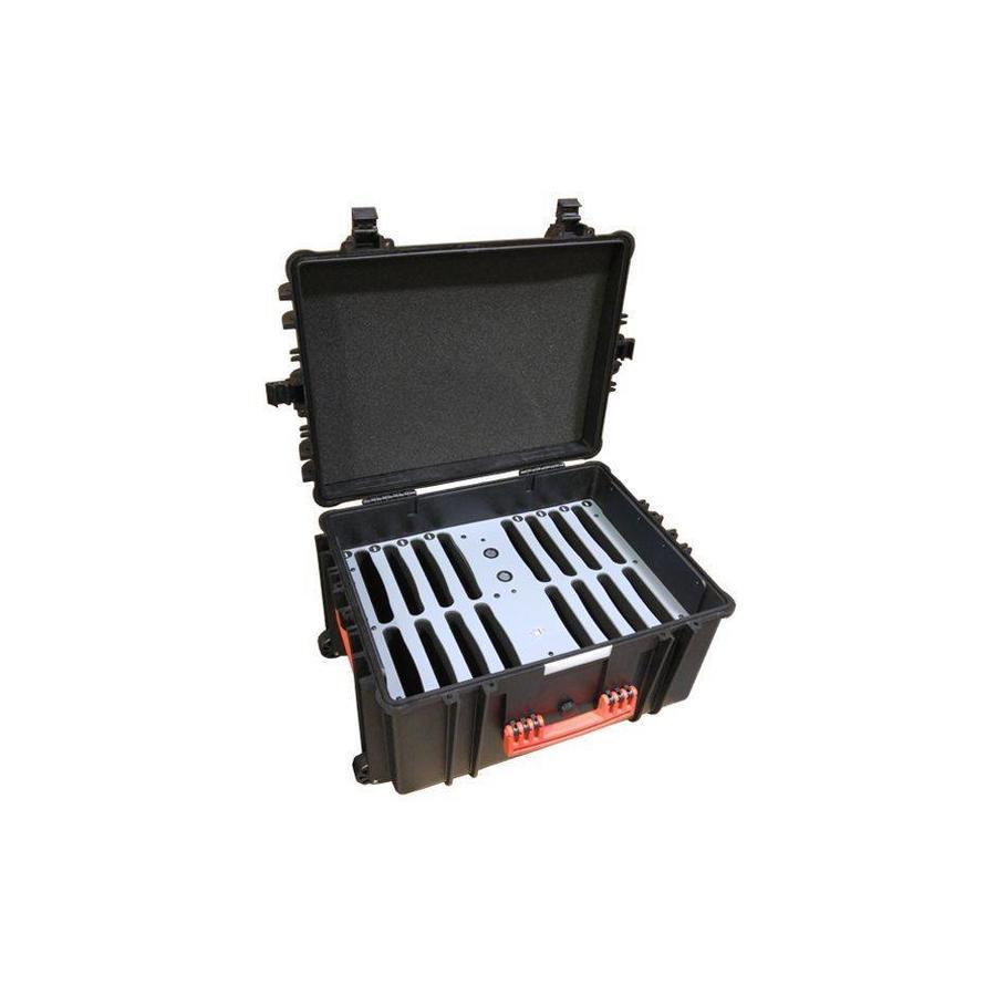 iNsync C81 Lager-, Lade-, Synchronisations- und Transportkoffer für bis zu 16 iPads oder 9-11 Zoll-Tablets-1