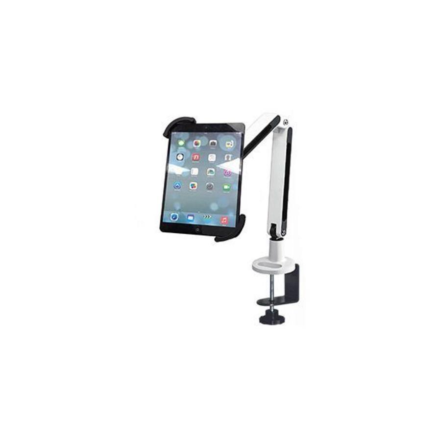 Universell Schreibtisch Montagesystem auf Schwenkarm für Tablets-1