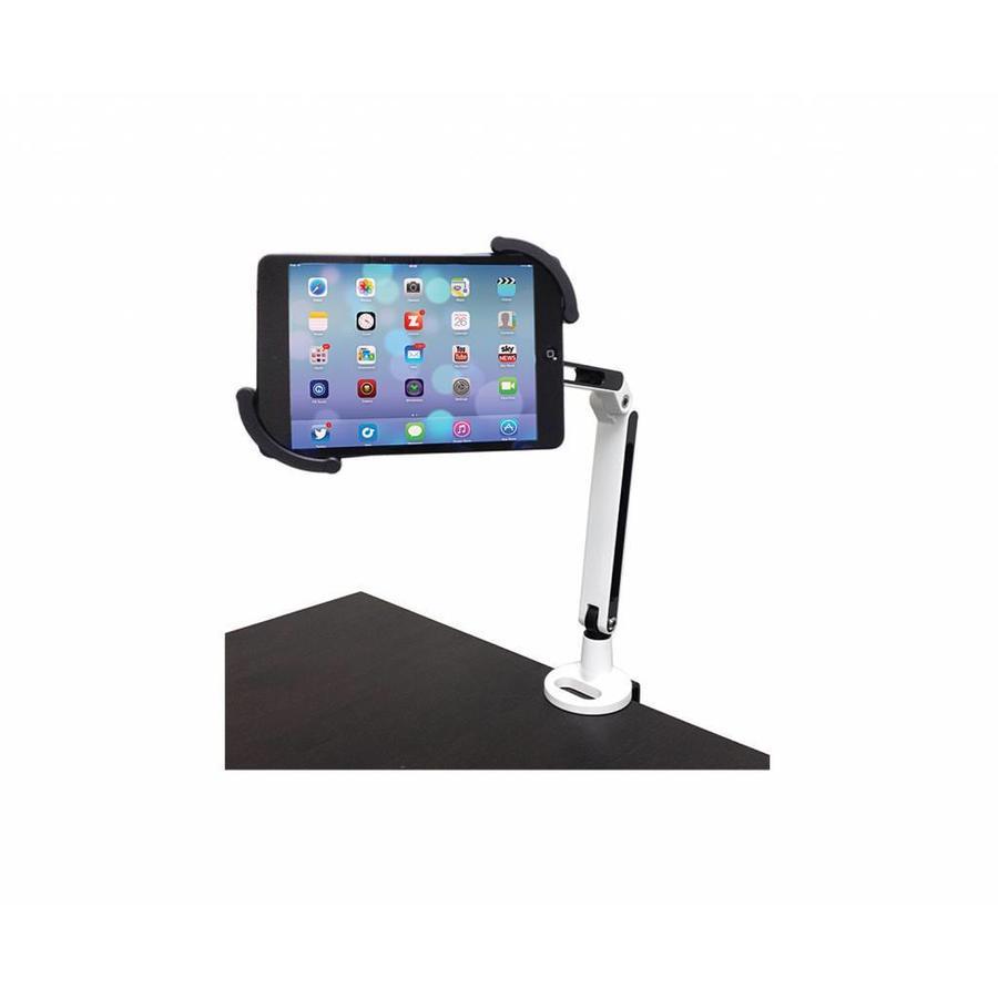Universell Schreibtisch Montagesystem auf Schwenkarm für Tablets-2