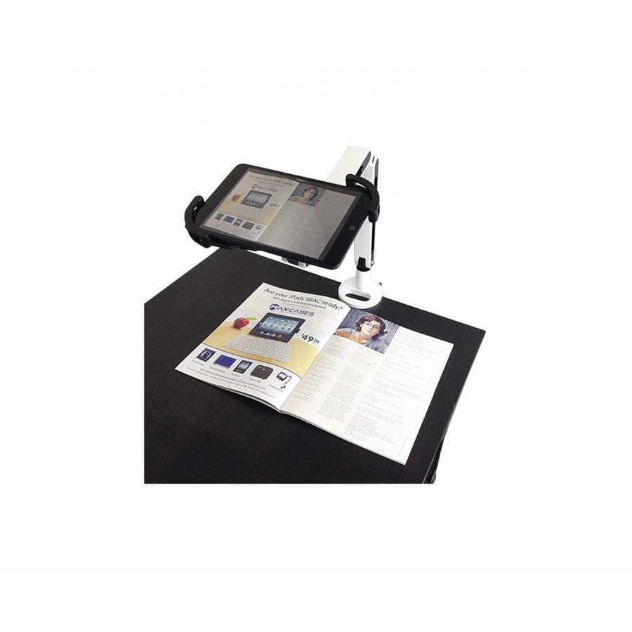 Universell Schreibtisch Montagesystem auf Schwenkarm für Tablets-3