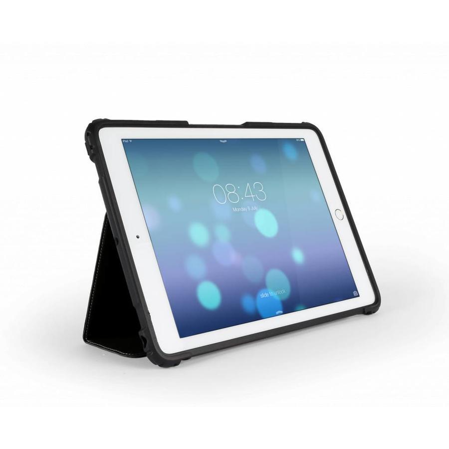 """Max-Cases ''eXtreme folio"""" für iPad (gen 5 2017) schwarz-8"""