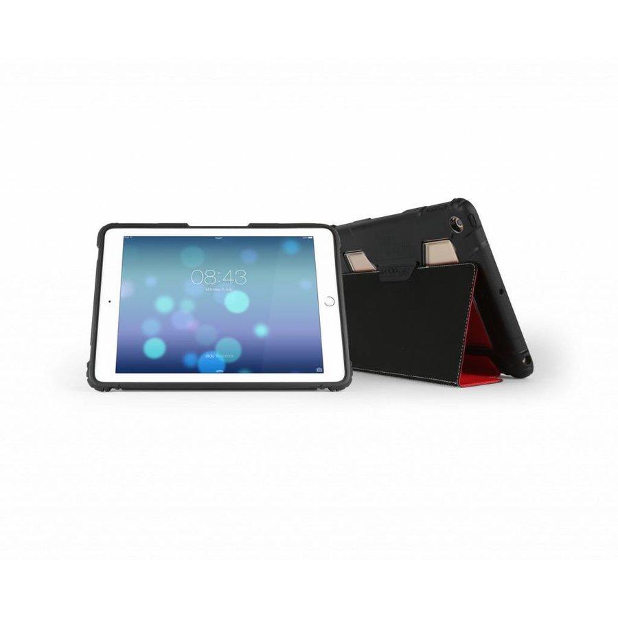 "Max-Cases ''eXtreme folio"" für iPad (gen 5 2017) rot-1"