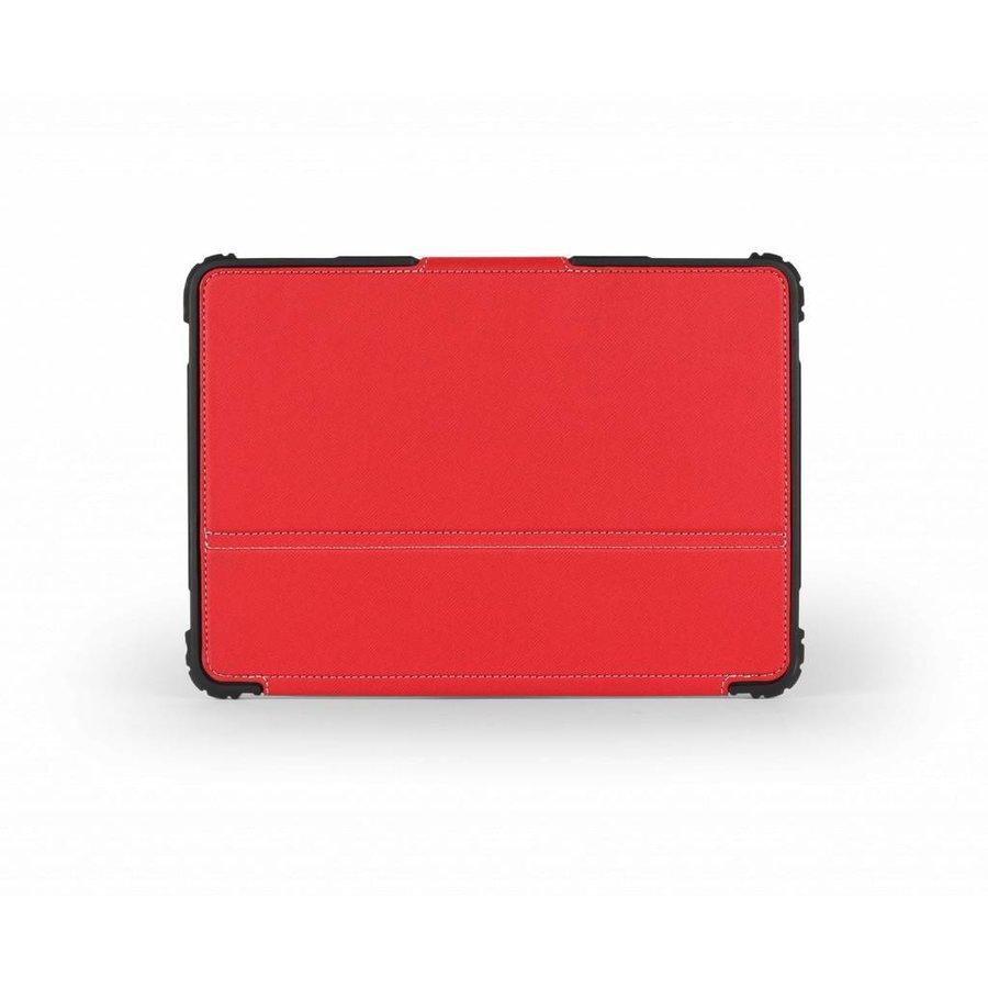 "Max-Cases ''eXtreme folio"" für iPad (gen 5 2017) rot-2"