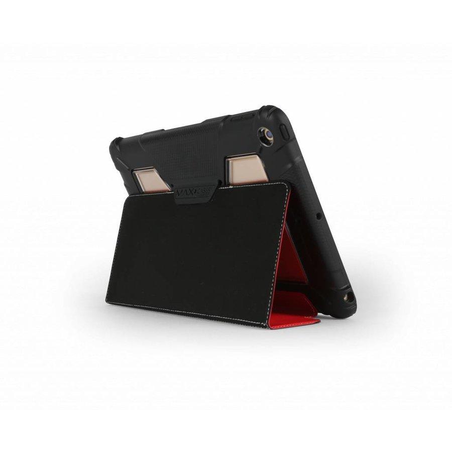 "Max-Cases ''eXtreme folio"" für iPad (gen 5 2017) rot-4"