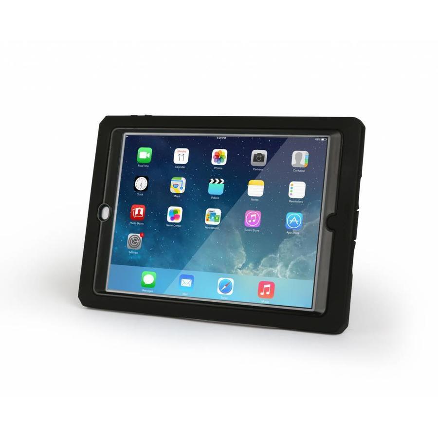 """Max-Cases """"eXtreme"""" für iPad Air 2 schwarz mit integriertem Handschlaufe-4"""