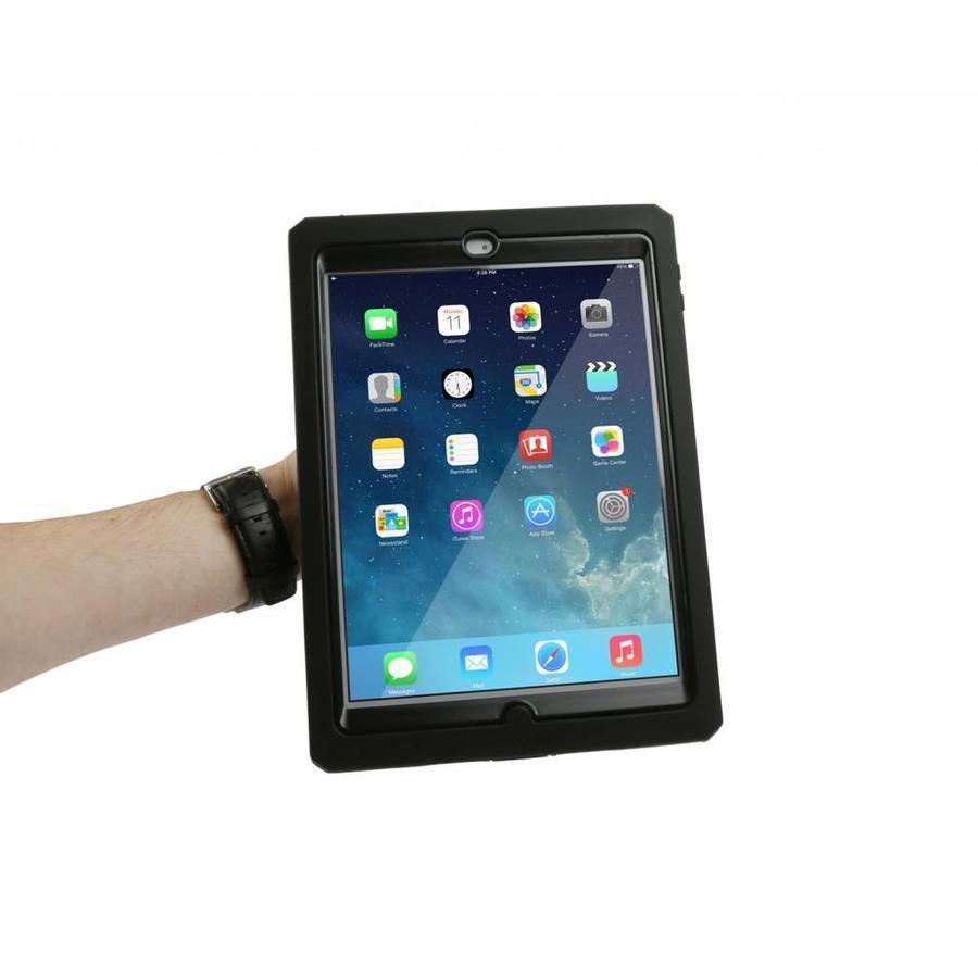 """Max-Cases """"eXtreme"""" für iPad Air 2 schwarz mit integriertem Handschlaufe-5"""