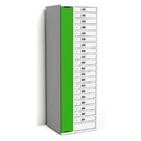 """thumb-Ladeschrank mit 20 separat abschliessbare Fächer für Tablets und iPads zwischen 9""""-11""""-5"""