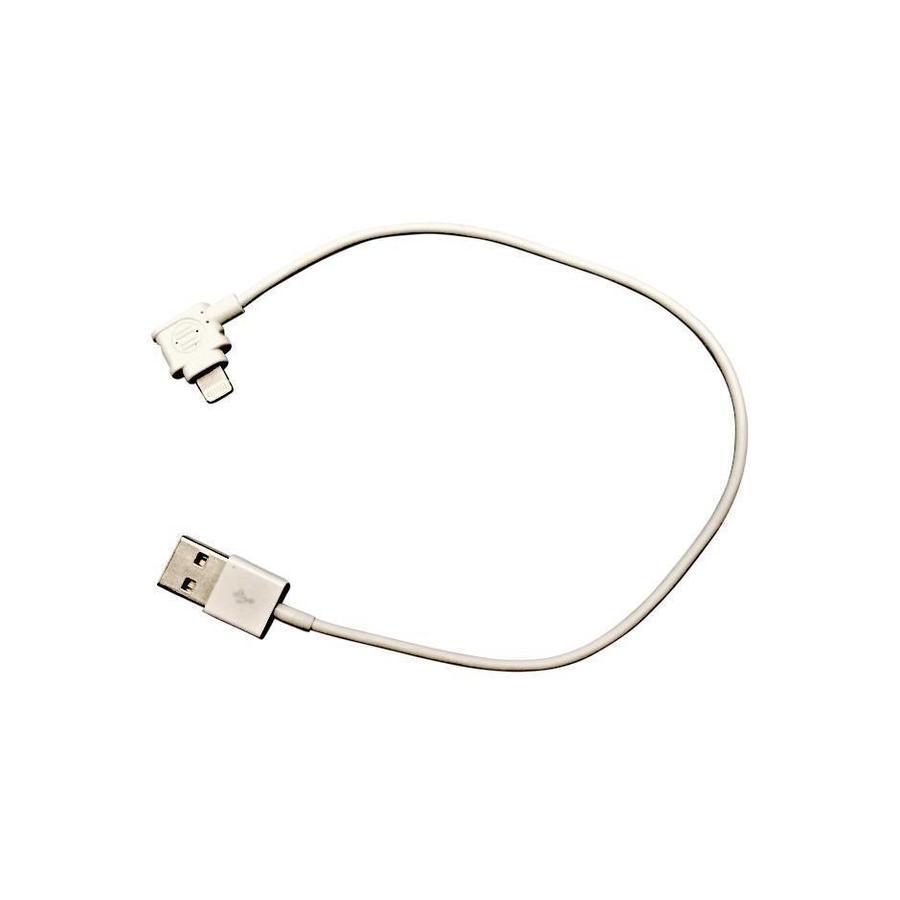 Parotec Lightning an USB-Kabel Abgewinkelter Apple-7