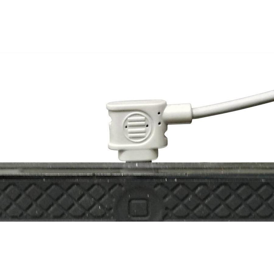 Parotec Lightning an USB-Kabel Abgewinkelter Apple-9