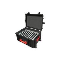 thumb-iNsync C61 Speicher, Lade-, Synchronisation- und Transportkoffer für bis zu 8 iPads oder 10-11 Zoll Tablets-7