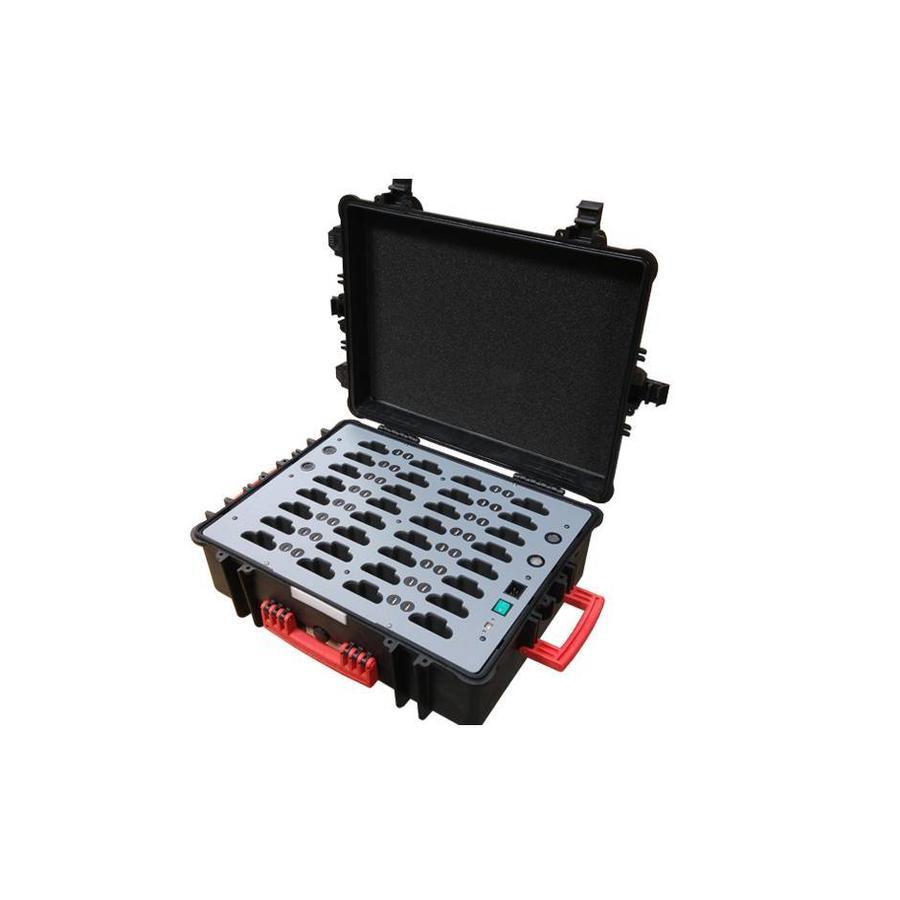 iNsyncC32 Smartphone management Koffer mit Lade- und Synchronisations-Funktion für bis 32 Handys, Smartphones-1