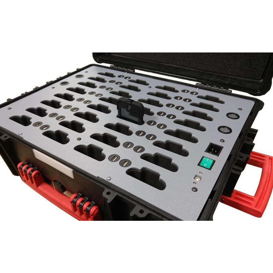 iNsyncC32 Smartphone management Koffer mit Lade- und Synchronisations-Funktion für bis 32 Handys, Smartphones-3