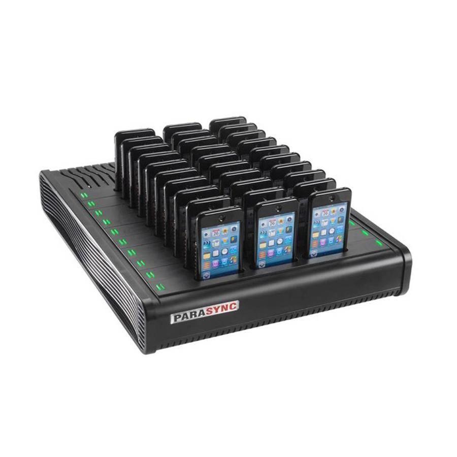 Parasync Desktop-Stationen für iPod. Lieferumfang mit Schutzhüllen-1