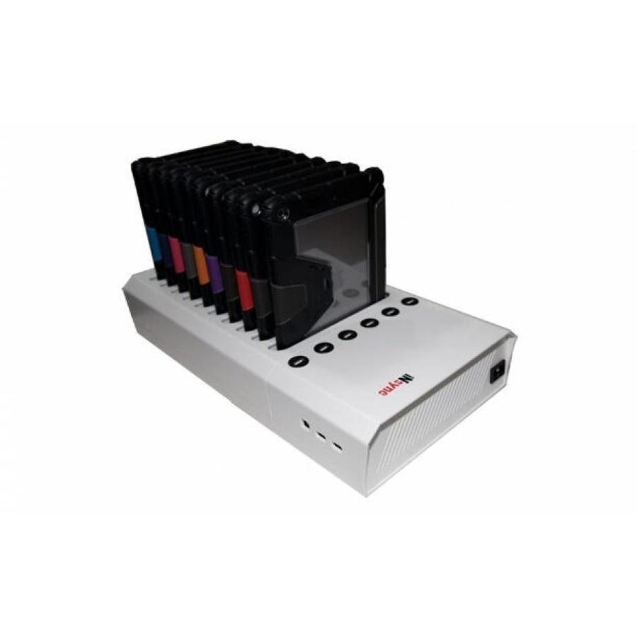iNsync DL10 iPad Desktop Lade und Synchronisierungs station mit Selbstdocking-3