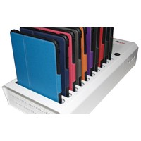 thumb-iNsync DL10 iPad Desktop Lade und Synchronisierungs station mit Selbstdocking-4