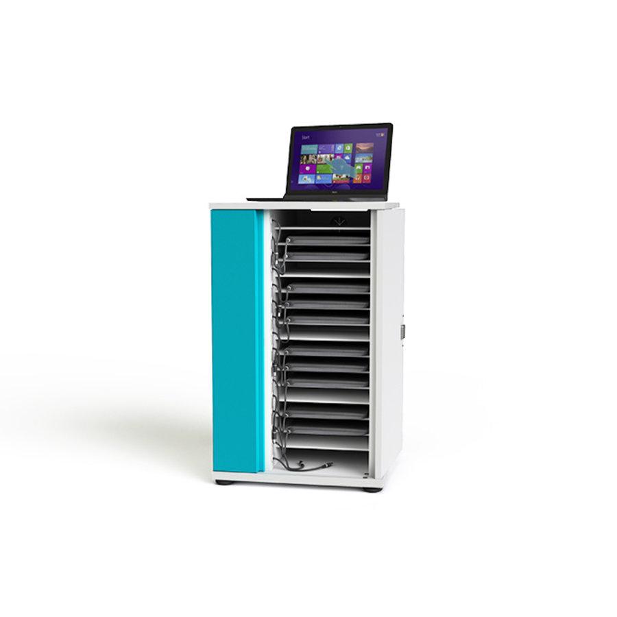 Zioxi Ladewagen für 16 Laptops-1
