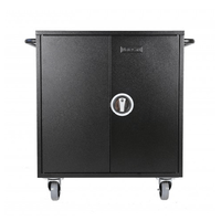 thumb-Tablet/Laptop-Wagen Leba NoteCart Flex 32 Extended für 32 Geräte-1