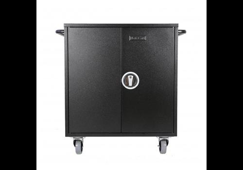 Leba Tablet/Laptop-Wagen Leba NoteCart Flex 32 Extended für 32 Geräte