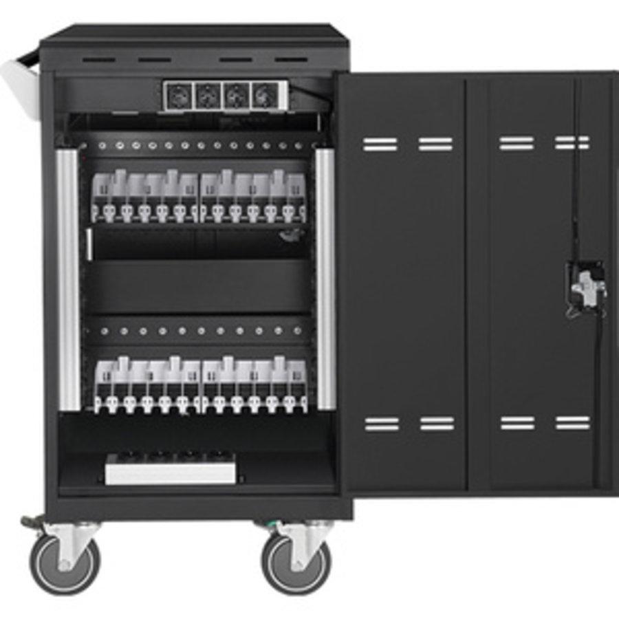 Tablet/Laptop-Ladewagen Aver E24C für 24 Geräte-6