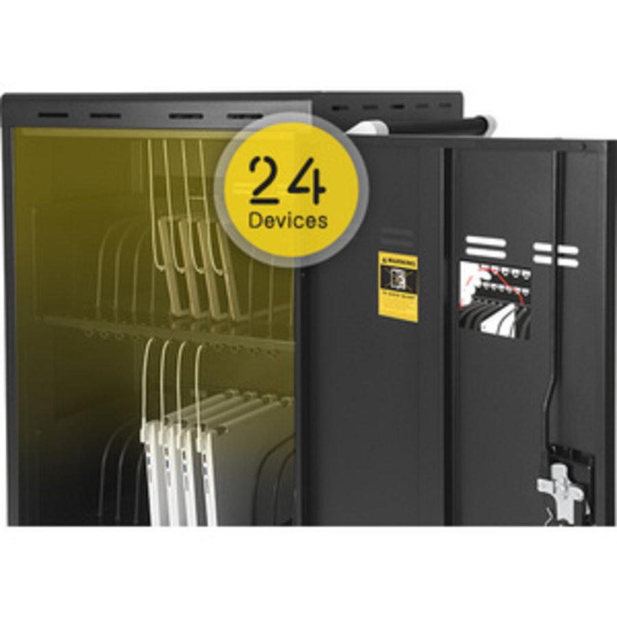 Tablet/Laptop-Ladewagen Aver E24C für 24 Geräte-7