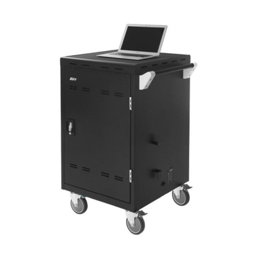 Tablet/Laptop-Ladewagen Aver E32C für 32 Geräte-1