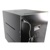 thumb-BRVD12 Ladeschrank für 12 Tablet oder Laptops bis 17 Zoll - Schwarz-6