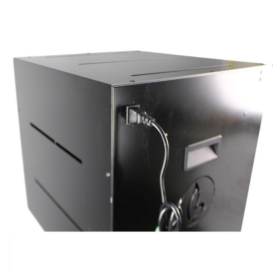 BRVD12 Ladeschrank für 12 Tablet oder Laptops bis 17 Zoll - Schwarz-6