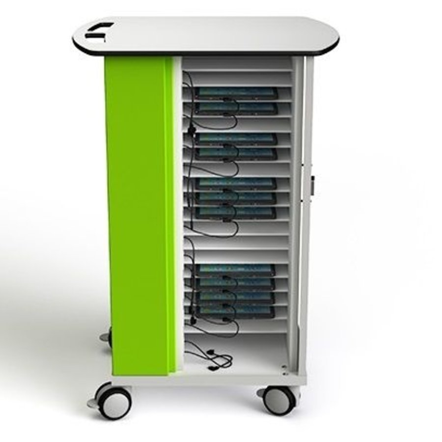 USB Ladewagen für 20 Tablets bis zu 10.5 Zoll-2
