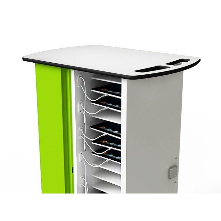 USB Ladewagen für 20 Tablets bis zu 10.5 Zoll-4