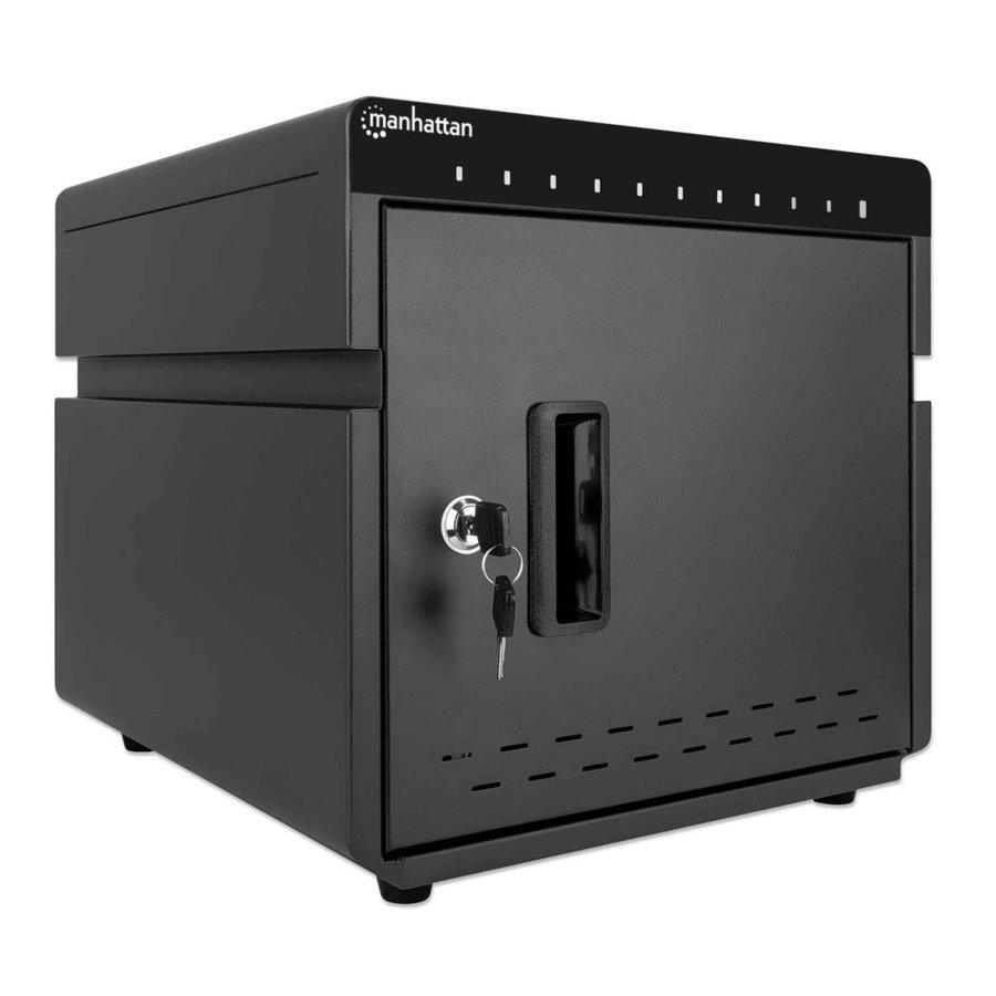 Manhattan USB-C-Power Delivery-Ladeschrank für 10 Geräte bis zu 13 Zoll-2