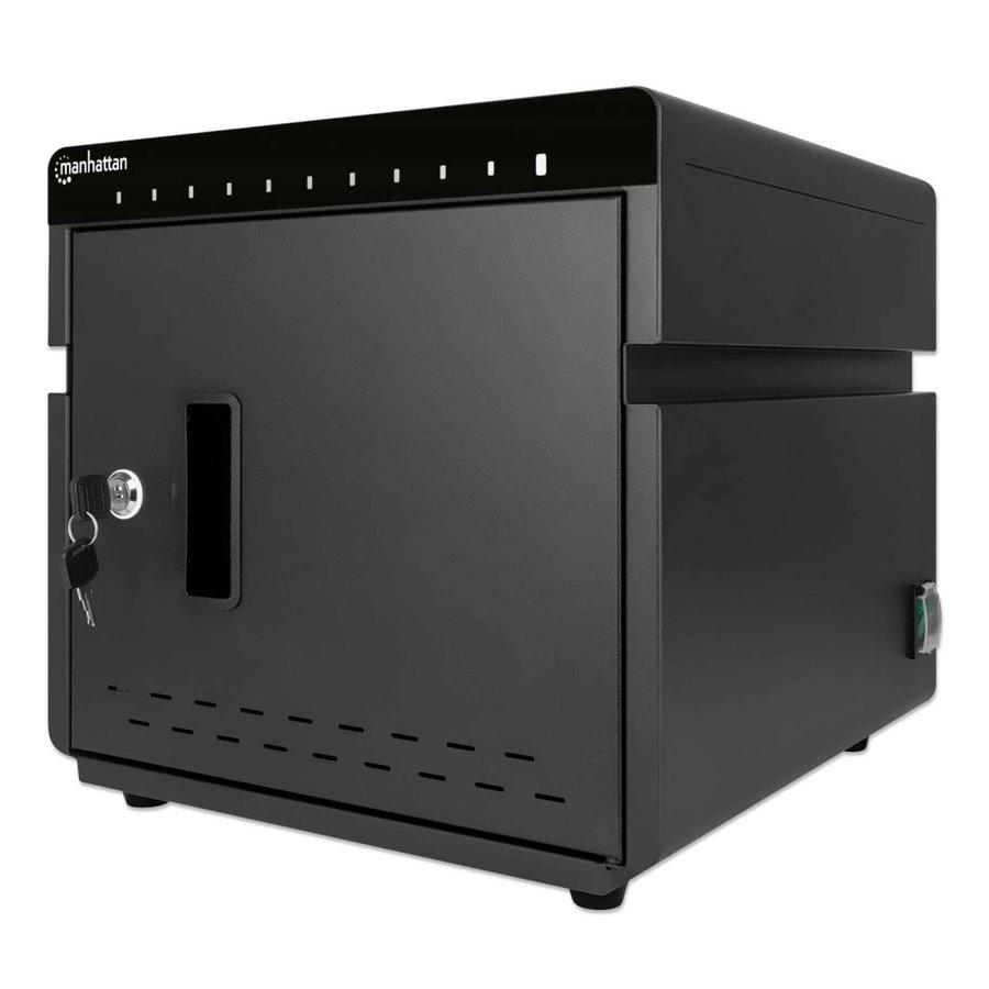 Manhattan USB-C-Power Delivery-Ladeschrank für 10 Geräte bis zu 13 Zoll-4