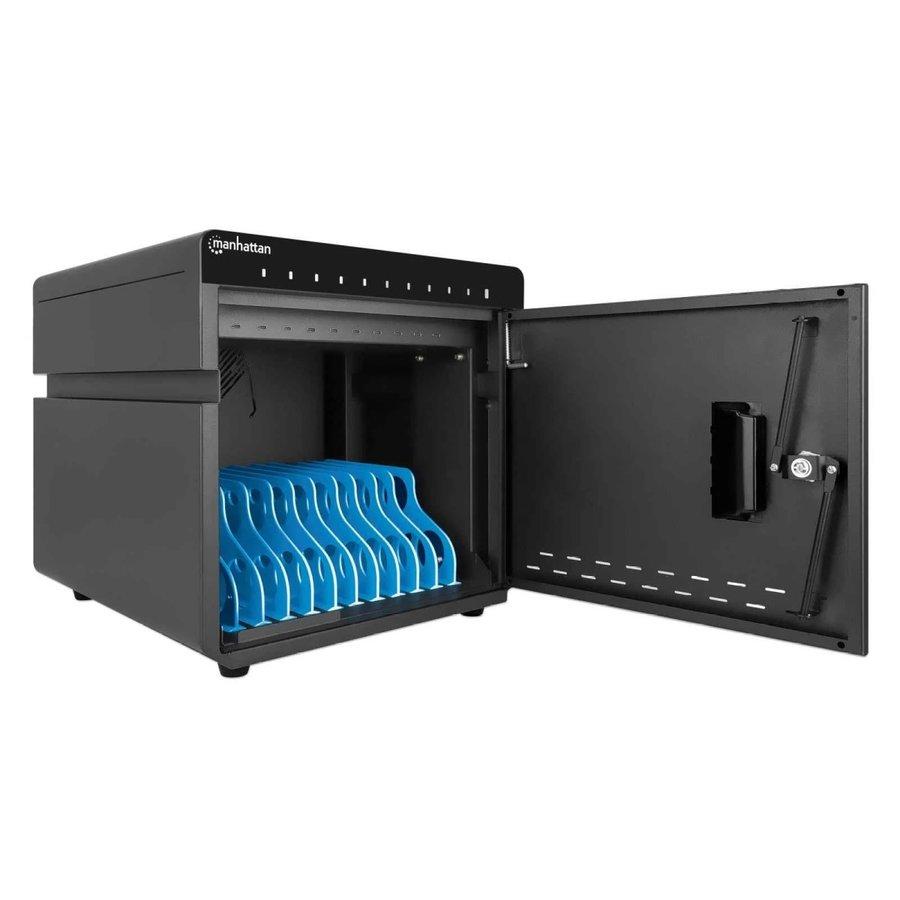 Manhattan USB-C-Power Delivery-Ladeschrank für 10 Geräte bis zu 13 Zoll-7