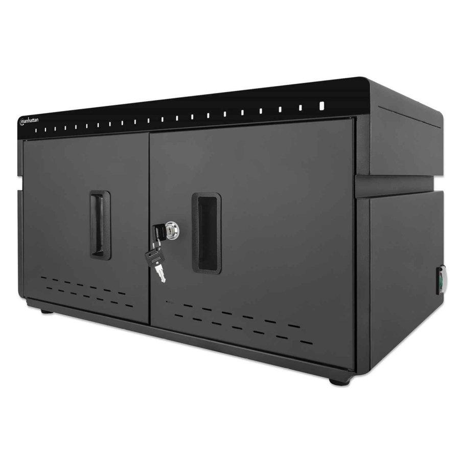 Manhattan USB C Power Delivery-Ladegerät für 20 Geräte bis zu 13 Zoll-3