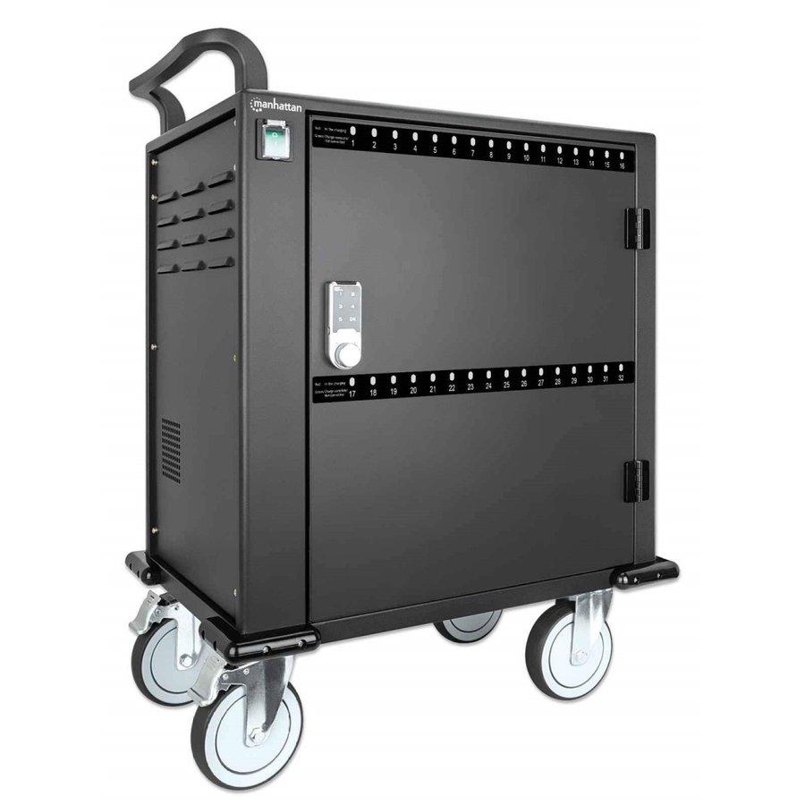 USB-C-Power-Delivery-Ladestation für 32 Geräte bis zu 13 Zoll-4
