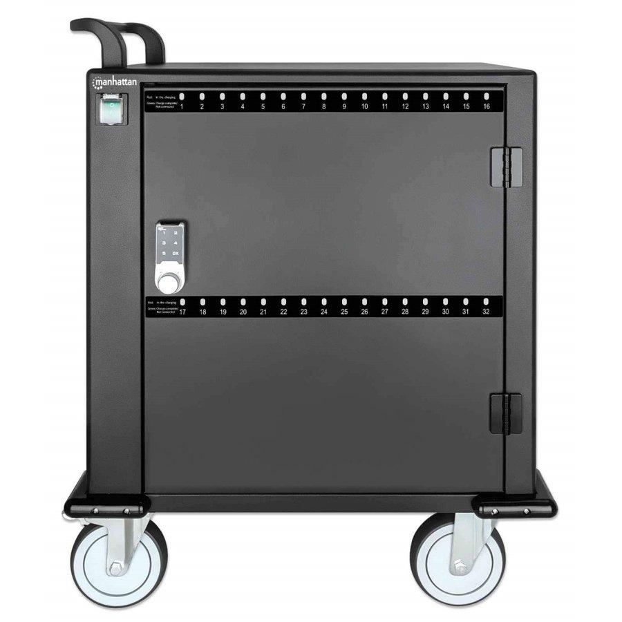 USB-C-Power-Delivery-Ladestation für 32 Geräte bis zu 13 Zoll-6