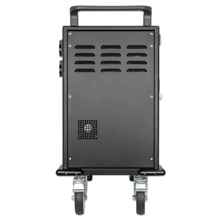 USB-C-Power-Delivery-Ladestation für 32 Geräte bis zu 13 Zoll-7