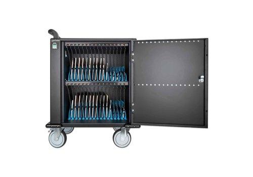 Manhattan USB-C-Power-Delivery-Ladestation für 32 Geräte bis zu 13 Zoll