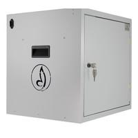 thumb-BRVD12 Ladeschrank für 12 Tablet oder Laptops bis 17 Zoll - Weiß-3