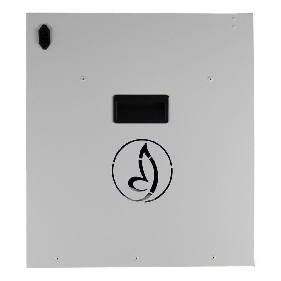 BRVD12 Ladeschrank für 12 Tablet oder Laptops bis 17 Zoll - Weiß-7