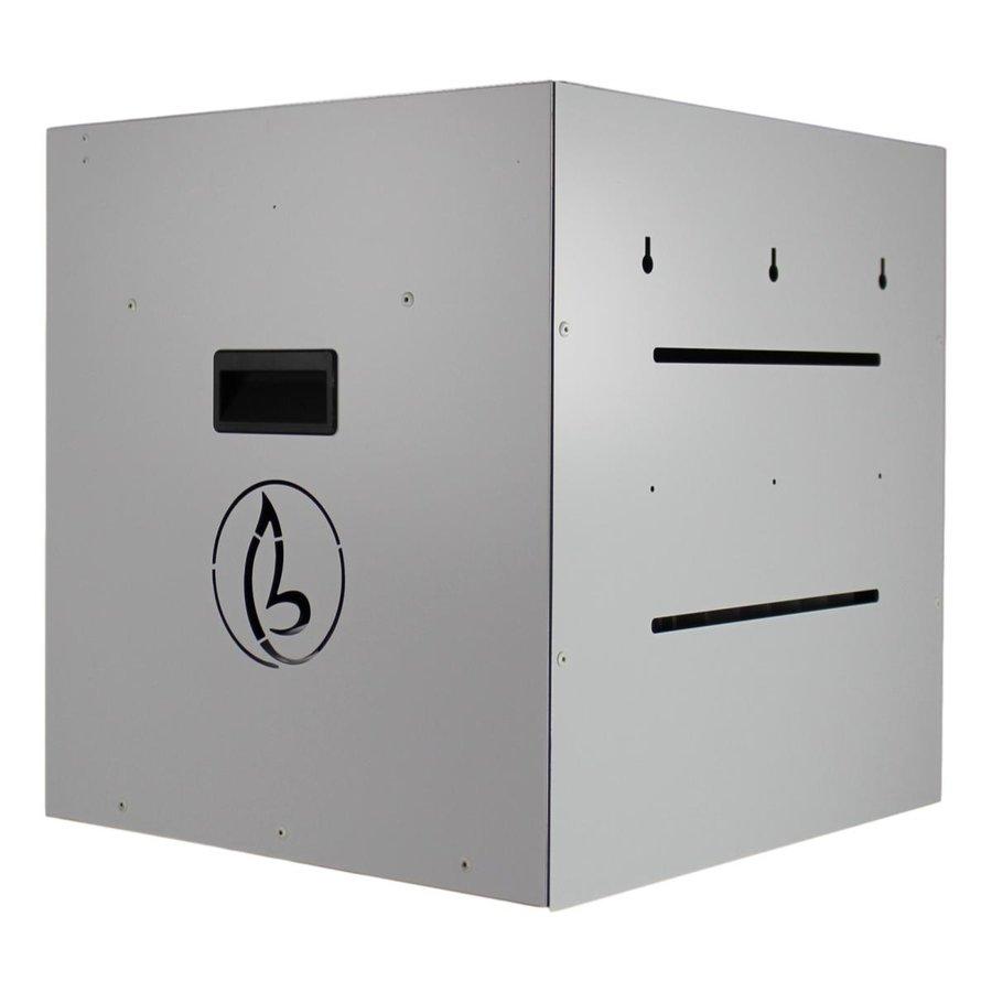 BRVD12 Ladeschrank für 12 Tablet oder Laptops bis 17 Zoll - Weiß-10