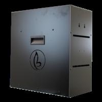 thumb-BRVD6 Ladeschrank für 6 Tablets oder Laptops bis zu 17 Zoll - Schwarz-5