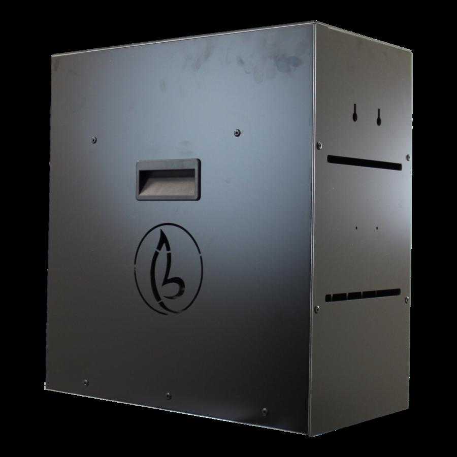 BRVD6 Ladeschrank für 6 Tablets oder Laptops bis zu 17 Zoll - Schwarz-5
